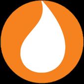 My oil shop icon