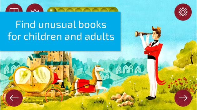 UnderPage - interactive books apk screenshot