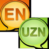 English Northern Uzbek Dict icon