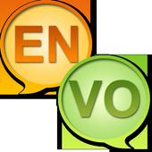 English Volapük Dictionary icon