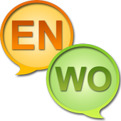 English Wolof Dictionary icon