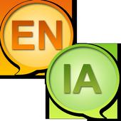 English Interlingua Dictionary icon