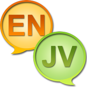 English Javanese Dictionary icon