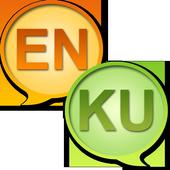English Kurdish Dictionary icon