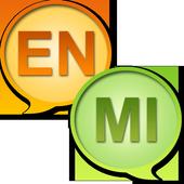 English Maori dictionary icon