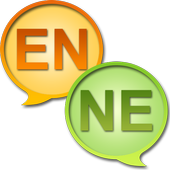 English Nepali dictionary icon