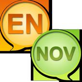 English Novial Dictionary icon