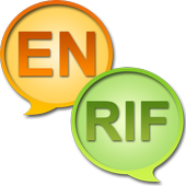 English Tarifit Dictionary icon