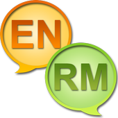 English Romansh Dictionary icon