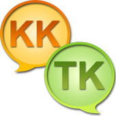 Kazakh Turkmen Dictionary icon