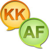 Kazakh Afrikaans Dictionary icon