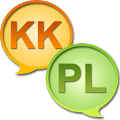 Kazakh Polish Dictionary icon