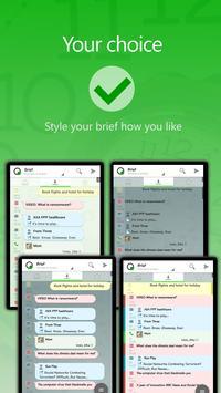 Brief - Phone manager apk screenshot