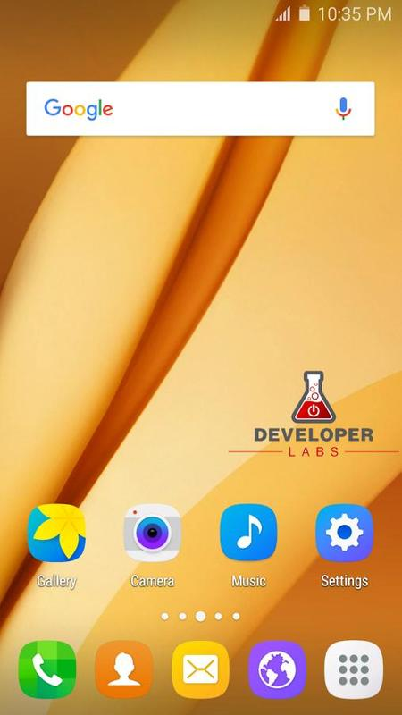 galaxy s7 edge launcher theme apk free personalization app for android apkpure