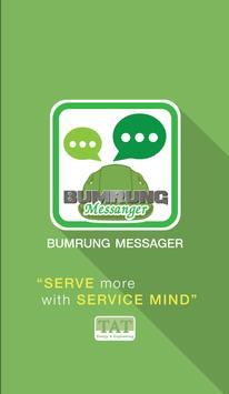 BUMRUNG Messenger poster