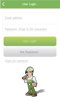 BUMRUNG Messenger apk screenshot