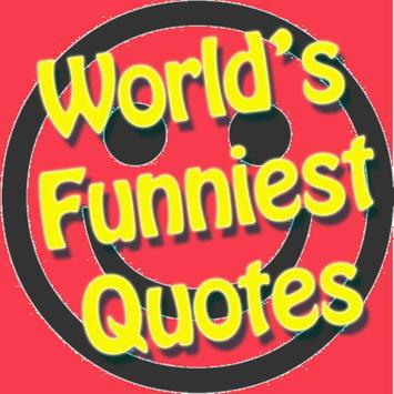 Bestof World's Funniest Quotes apk screenshot
