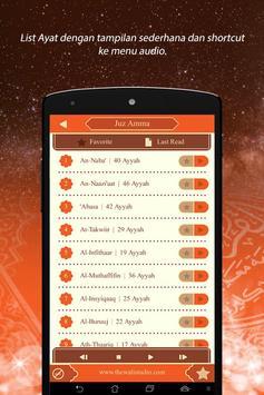 Juz Amma apk screenshot