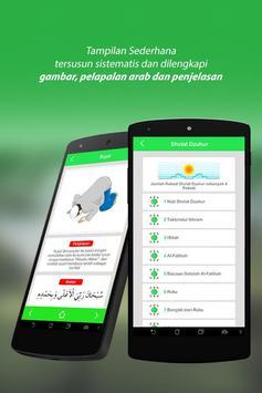 Panduan Shalat Lengkap + audio apk screenshot