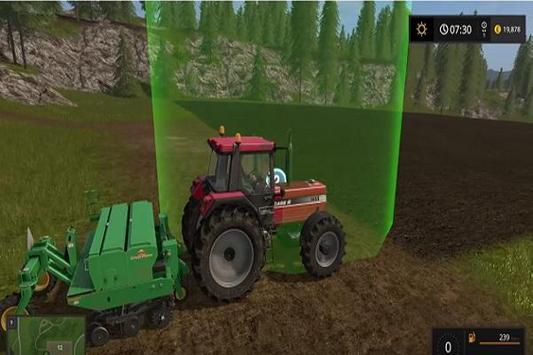 Triks Farming Simulator poster