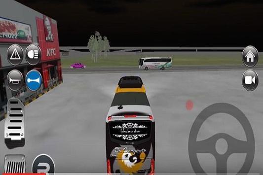 Triks Idbs Bus Simulator apk screenshot