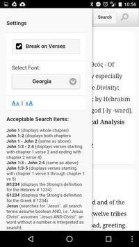 Dynamic Bible HD apk screenshot