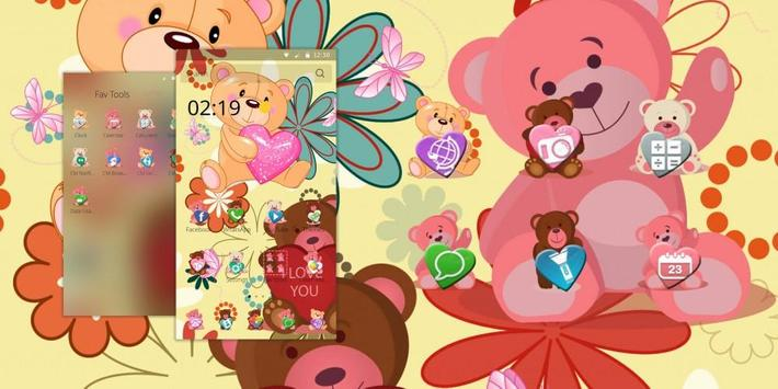 Cute Bear apk screenshot