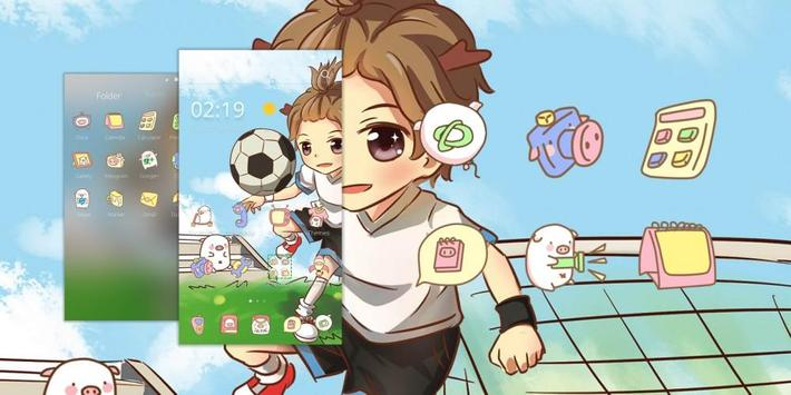Play football apk screenshot