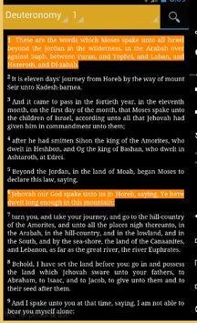 Anglican Church Bible apk screenshot