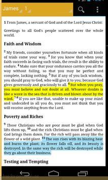 Roman Catholic Complete Bible apk screenshot
