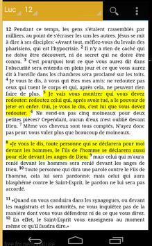 La Sainte Bible poster