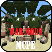 War Mods for Minecraft PE icon