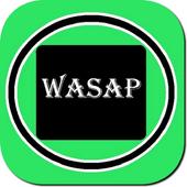 Wasap messenger para tablet icon