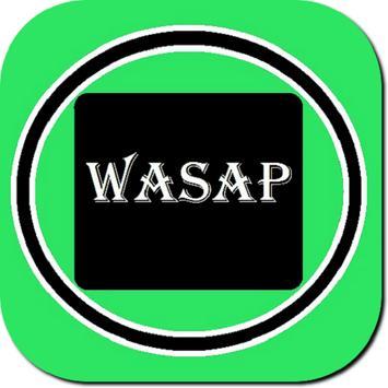 Wasap messenger para tablet poster