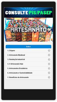 Artesanato poster
