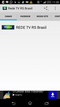 Rede TV RS Brasil poster