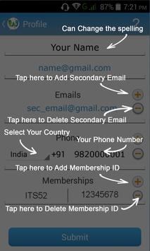 WeConnectDirect apk screenshot