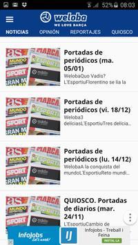 Weloba (Español) apk screenshot