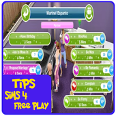 How To Tips THE SIMS FREE PLAY icon