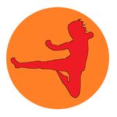Martial arts glossary english icon