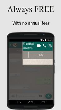 Video Calling Whatssap prank apk screenshot