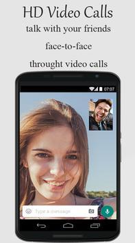 Video Calling Whatssap prank poster