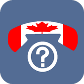 Who's calling me-CANADA icon