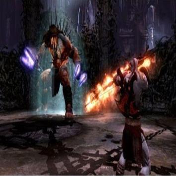 Tips God Of War Kratos poster