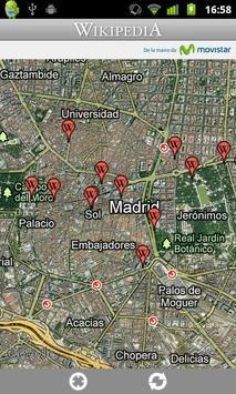 Wikipedia con Movistar (Co) apk screenshot