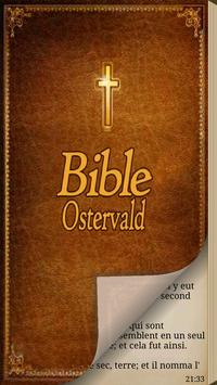 La Bible (Ostervald) poster