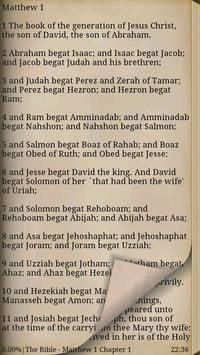 Bible. New Testament. ASV apk screenshot