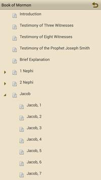 The Book of Mormon apk screenshot