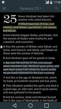 Geneva Bible 1599 apk screenshot
