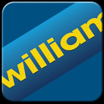 William and EuroCup poster